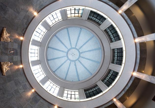 Il palazzo ex Poste Centrali (Architetto Roberto Narducci l'ha progettato nel 1931) è ora una delle sedi della Università degli Studi di Bari. Il nostro Cliente Stecchi System ha fornito gli arredi mobili ed aveva bisogno di foto di contesto.