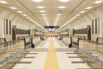 Nuova stazione Aereoporto - 2013
