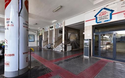 Stazione di Bari Centrale - 2013