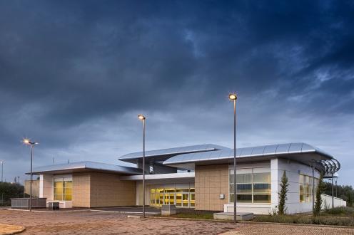Nuova stazione Aereoporto - 2012