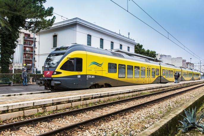 Stazione di Andria - 2013