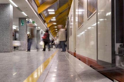 Stazione San Gabriele - 2009