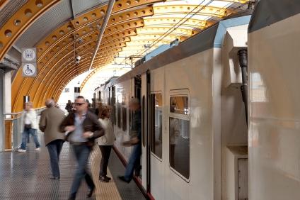Stazione Tesoro aprile 2009